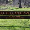South Llano State Park entrance