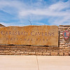 Carlsbad Caverns National Park entrance