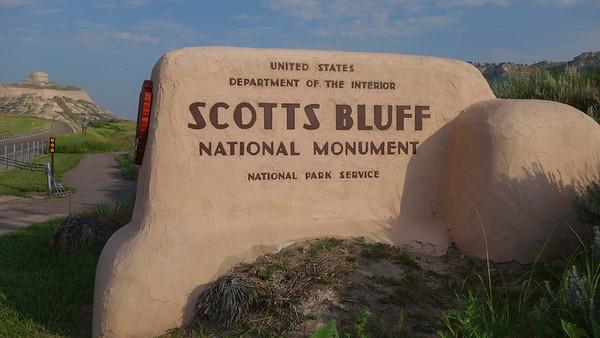Scotts Bluff National Monument - NE - 070415