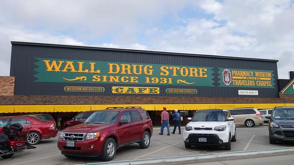 Wall Drug - SD - 081715